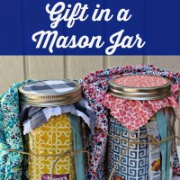 Girls Weekend Gift in a Mason Jar