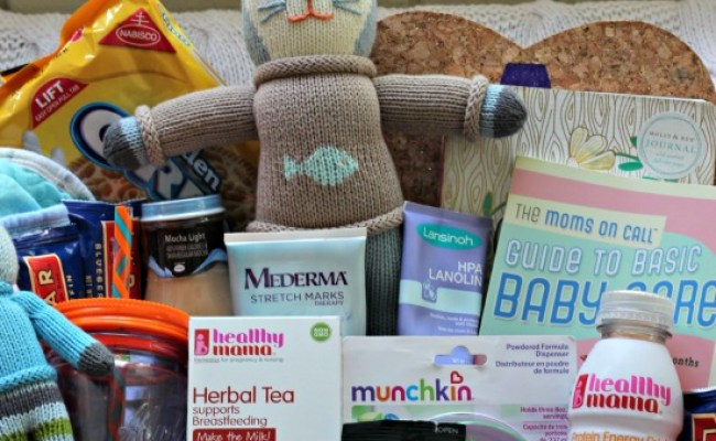 What To Bring A New Mom New Mom Gift Basket Southern
