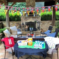 Football Birthday Party || Parker Turns 9