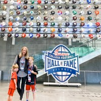 I ❤️ ATLANTA || College Football Hall of Fame