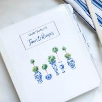 20 Minute Organizing    Recipes & Cookbooks