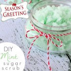 This is so easy to make! Great for little gifts for a big group of friends!
