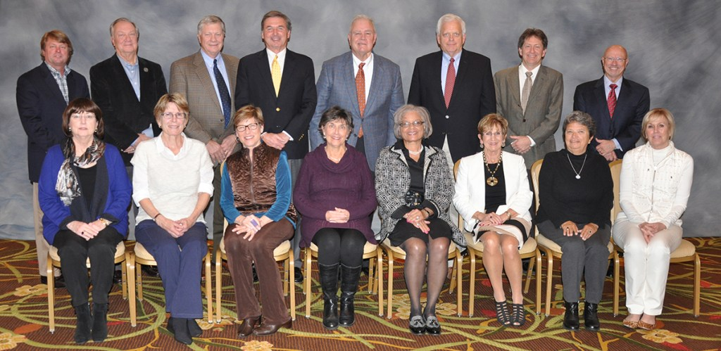 Southern Tennis Patrons Foundation Board of Trustees