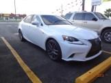 Lexus IS250 Tint