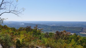View from Mentone's Brow Park. (Tyler Pruett | Southern Torch)