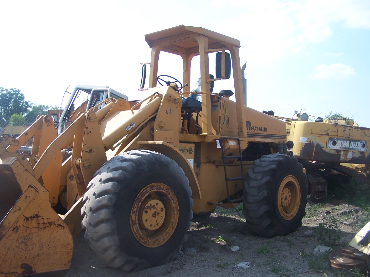 Fiat Allis 645b Parts  Southern Tractor