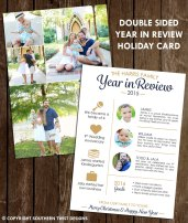 Year In Review Holiday Newsletter