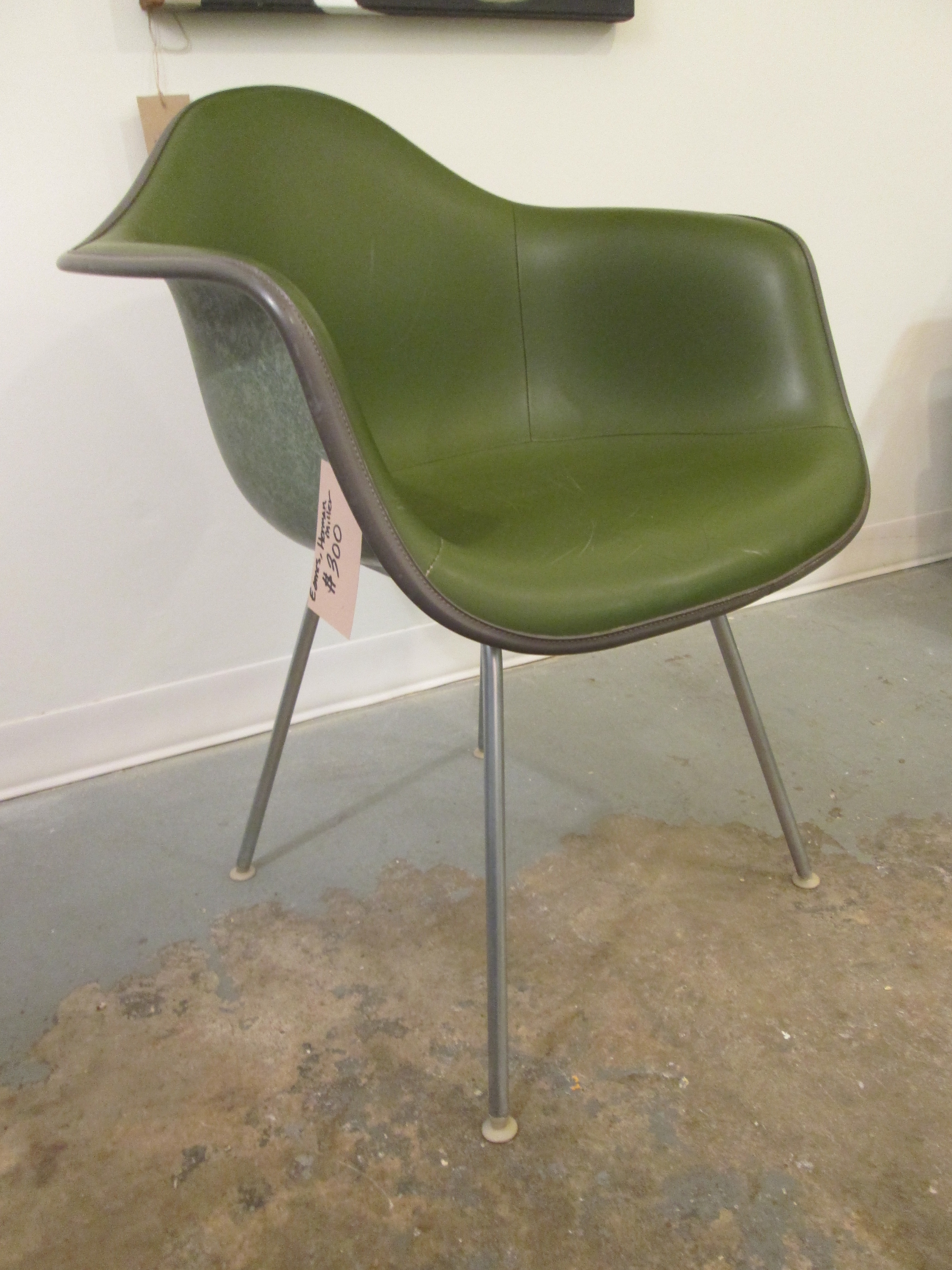 Herman Miller Shell Chair The Eames Shell Chair The Southern Vintage Sisters