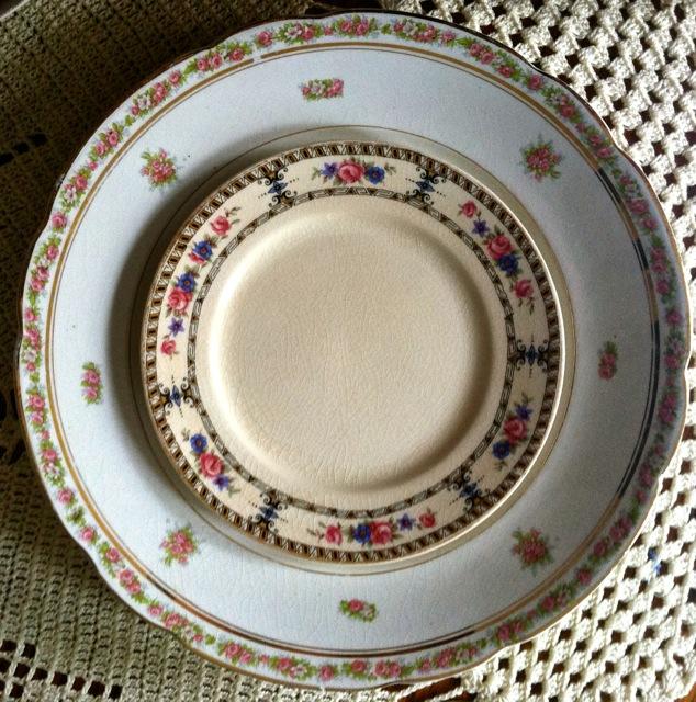 Southern Vintage Table Vintage China Rental NC & Cleaning VIntage China u2013 Southern Vintage Table