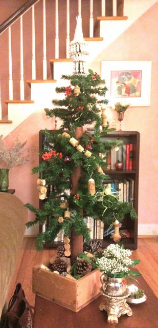 Cork Tree Decorations