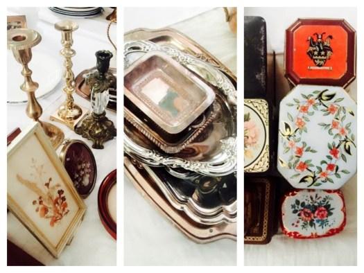 Vintage Decor at Southern Vintage Table