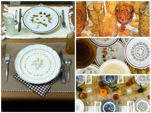 Southern Vintage Table Thanksgiving Tables