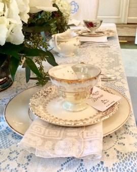 Tea Sets Carolina Inn