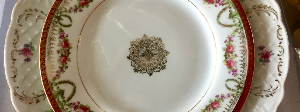 Southern Vintage Table Vintage China Rentals NC