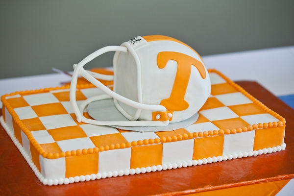 Tennessee Grooms Cake