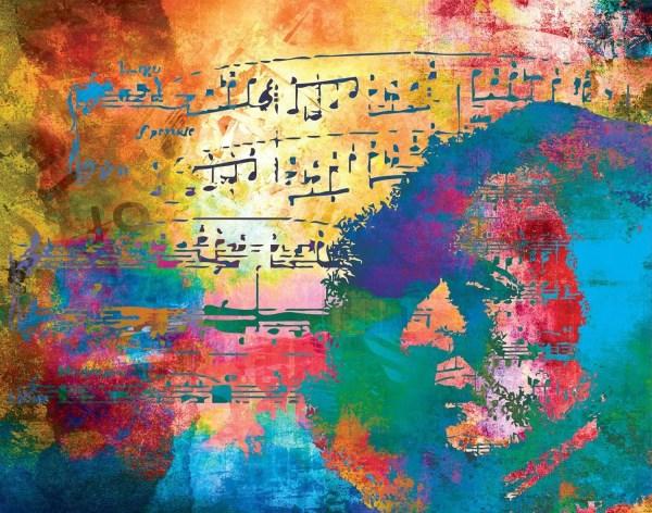 Chopin Print