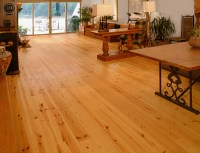 Prefinished Heart Pine Solid Wood Flooring: Southern Wood ...