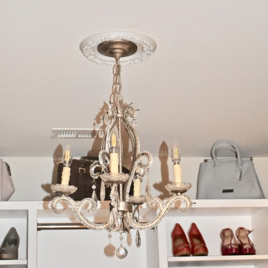 Walk-in Closet Lighting