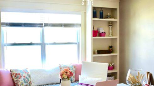 Room Renovation: Office Reveal