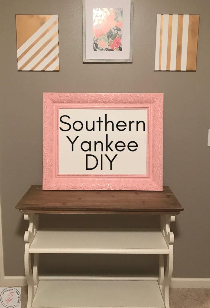 Room Renovation Office Week 4 Southern Yankee Diy