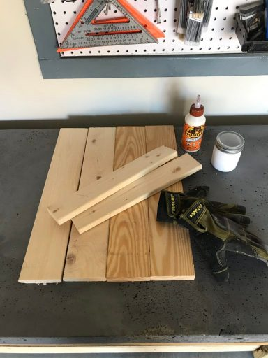 Deck the halls, at home DIY, Santa cookie tray, diy, diy wood tray, Christmas decor, Christmas craft, rust oleum, scrap wood diy, project, scrap wood project, holiday decor, 2 hour project