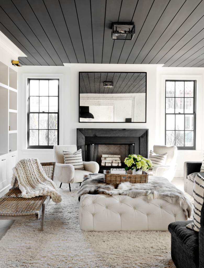 18 Amazing Painted Ceiling Ideas