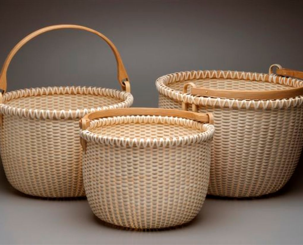 Come and Learn about the Ancient Practice of Basket Making!
