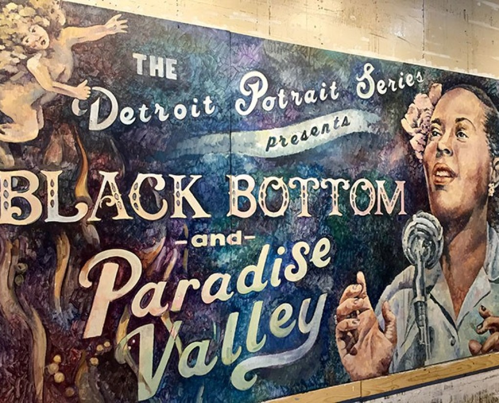 black bottom and paradise valley