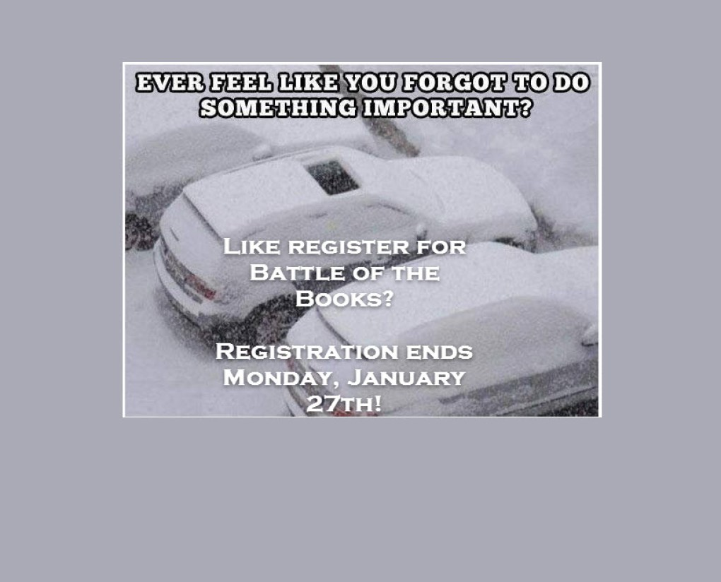 battle registration