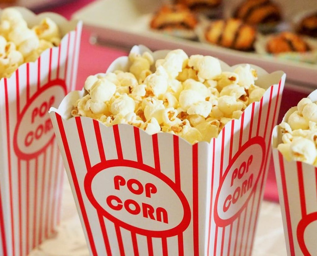 Popcorn Box Emagine Theatres