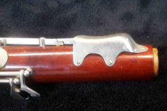 Bassoon with a broken tenon.