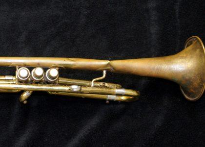 Brass Instrument Repair