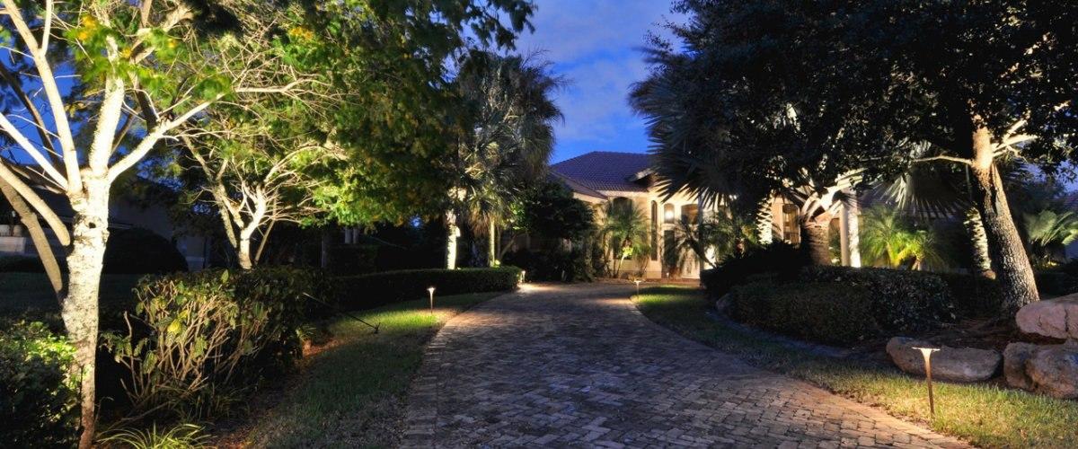 south florida landscape lighting and