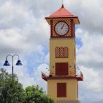Clock Tower_at Central Broward Regional Park