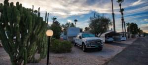 South Forty RV Ranch Northern Tucson Arizona