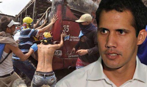"""Maduro dni """"číslované"""" Pompeo varuje; Guaido na """"formálne"""" Žiadosť o """"Oslobodenie"""""""