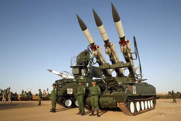Líbyjská národná armáda Shot Down LGNA Warplane Blízko Tripolisu
