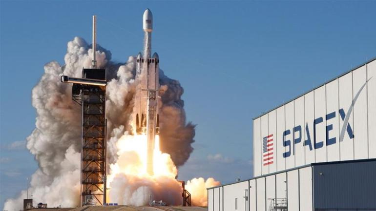 SpaceX: Camel's Nose under the Tent of Space Militarization