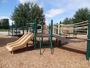 Peterswood, double slide and bridge