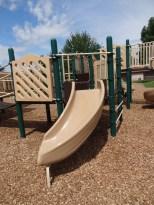 Peterswood, curved slide