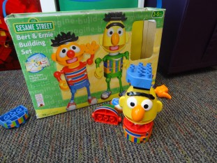 Bert and Ernie kit!
