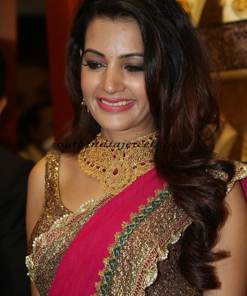 Jewellery models from Joyalukkas ~ South India Jewels