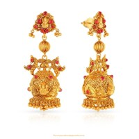 Antique Earrings Designs ~ Page 3 of 5 ~ South India Jewels