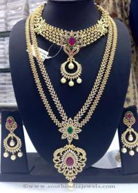 Imitation Bridal Jewellery Sets | South India Jewels | Page 3