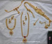 Bridal Jewellery | Wedding Jewellery | Bridal Gold Jewellery