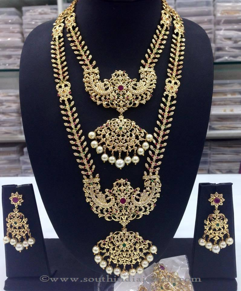 Bridal Jewellery Sets Designs ~ Page 2 of 8 ~ South India