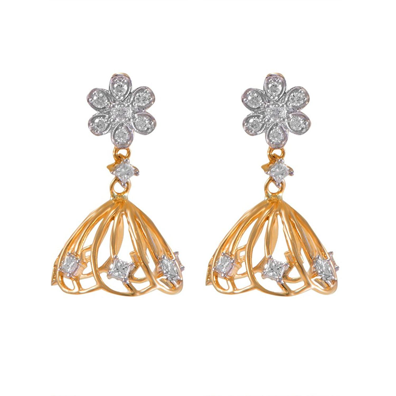 Gold Earrings Designs Joy Alukkas