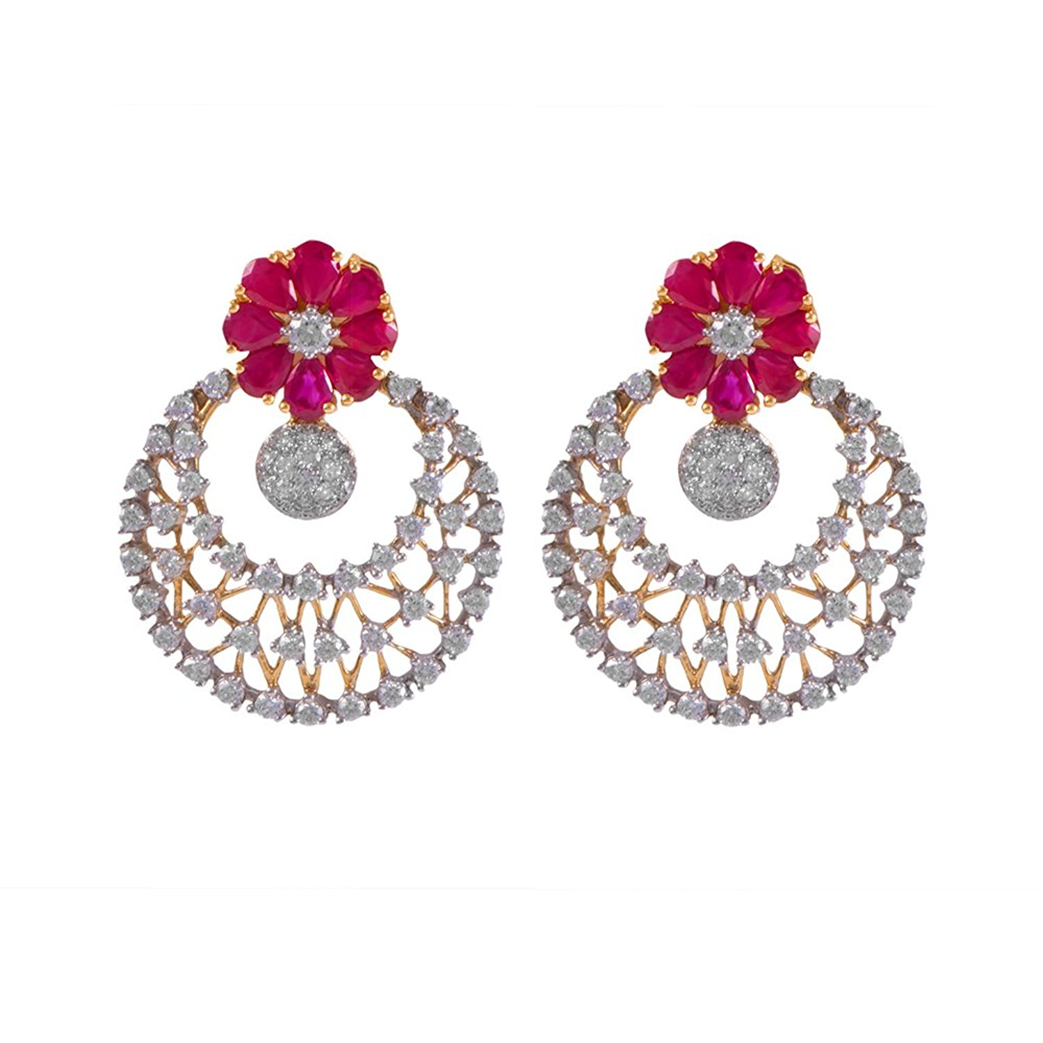 Earrings Models In Joyalukkas Joyalukkas The World S