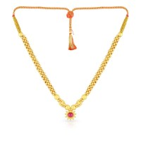 Malabar Gold Necklace Designs With Price ~ South India Jewels