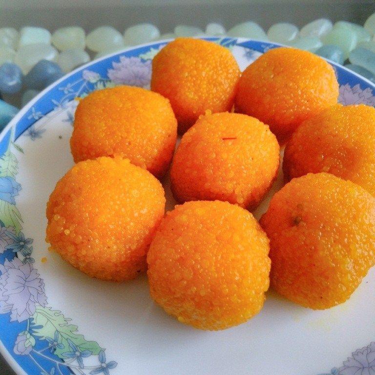 Carrot Laddu